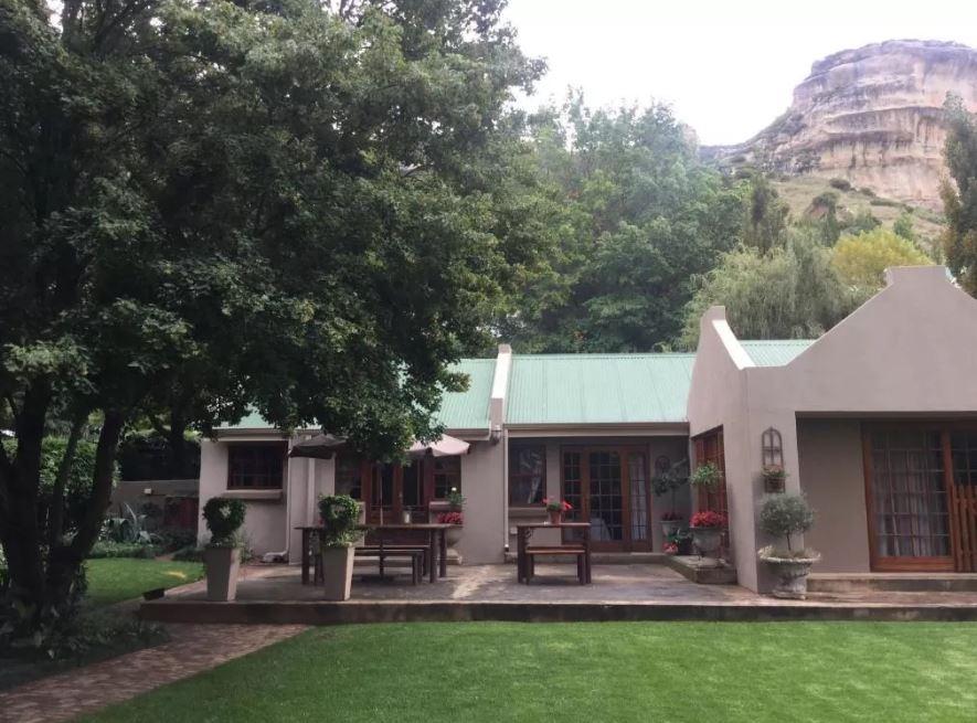 Stylish accommodation at Zwartmodder Clarens